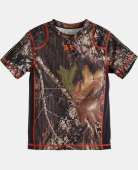 Boys' Toddler UA Camo Hunter T-Shirt