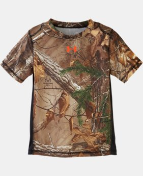 Boys' Infant UA Camo Hunter T-Shirt