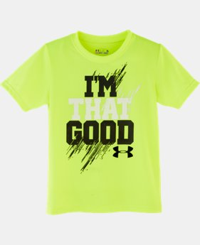 Boys' Infant UA I'm That Good T-Shirt