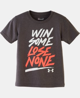Boys' Toddler UA Lose None T-Shirt