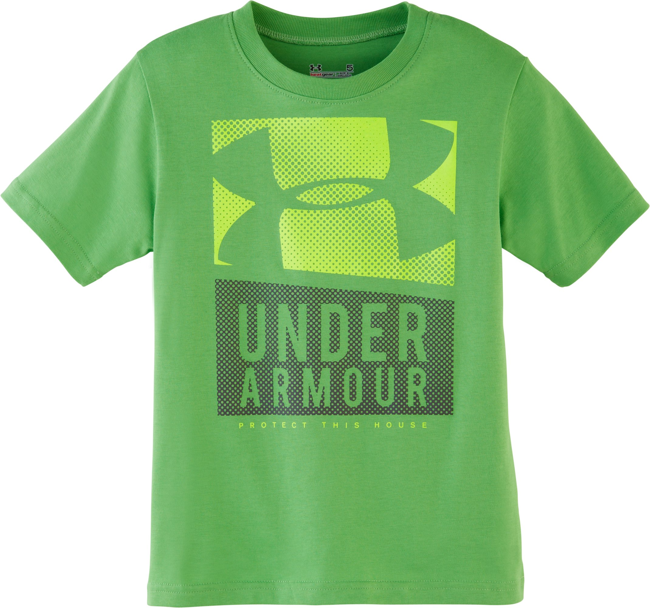 Boys' Infant UA Motion T-Shirt, Lizard, Laydown