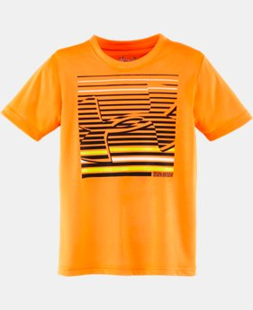 Boys' Toddler UA Strzipes T-Shirt