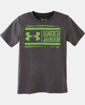 Boys' Infant UA DIY Lockup T-Shirt
