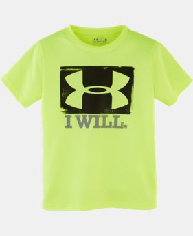 Boys' Toddler I Will® T-Shirt