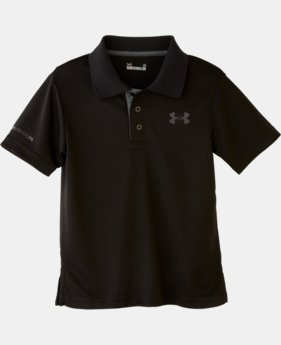 Boys' Toddler UA Match Play Polo