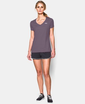Women's UA Tech™ V-Neck  4 Colors $14.99 to $24.99