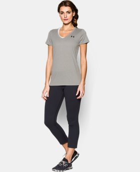 Women's UA Tech™ V-Neck LIMITED TIME: FREE U.S. SHIPPING 2 Colors $14.99 to $24.99