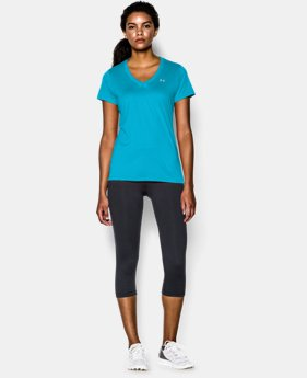 Women's UA Tech™ V-Neck  2 Colors $14.99 to $24.99