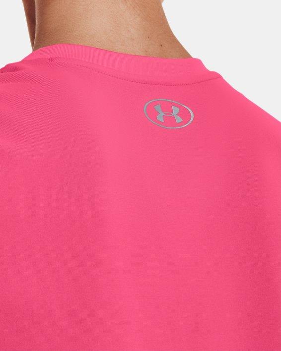Maglia con collo a V UA Tech™ da donna, Pink, pdpMainDesktop image number 5