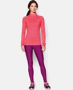 Women's UA Tech™ ½ Zip  1 Color $25.49
