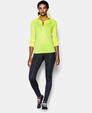Women's UA Tech™ ½ Zip  2 Colors $25.49 to $26.99