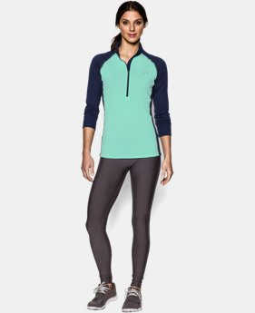 Women's UA Tech™ ½ Zip  1 Color $33.99