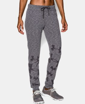 Women's UA Kaleidelogo Pant LIMITED TIME: FREE U.S. SHIPPING 1 Color $30.74