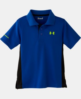 Boys' Toddler UA CB Polo