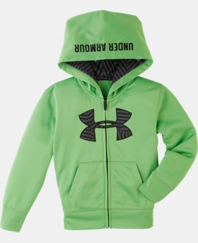 Boys' Toddler UA Big Logo Favella Hoodie