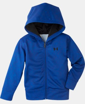 Boys' Toddler UA SMS Allover Print Hoodie