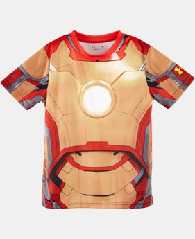 Boys' Toddler Under Armour® Alter Ego Iron Man T-Shirt
