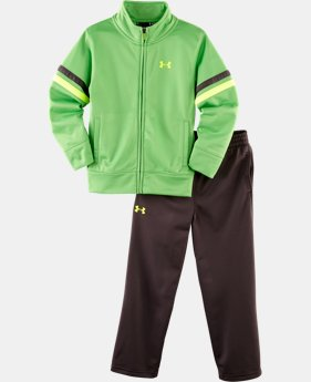 Boys' Infant UA Warm-Up 2-Piece Set