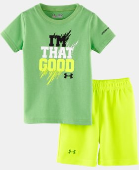 Boys' Infant UA I'm That Good 2-Piece Set