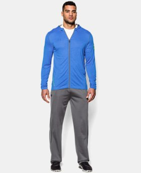 New Arrival  Men's UA Relentless Warm-Up Pants – Straight Leg  2 Colors $44.99