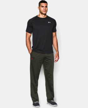 Men's UA Relentless Warm-Up Pants – Straight Leg  2 Colors $23.99 to $29.99
