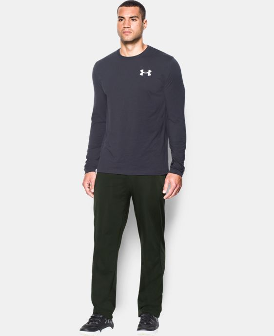 New Arrival  Men's UA Relentless Warm-Up Pants – Straight Leg  4 Colors $44.99
