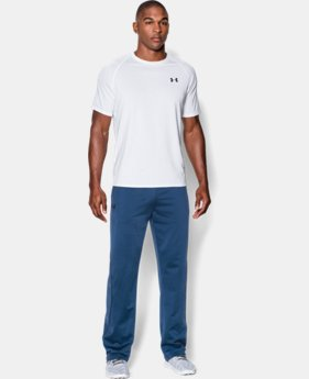 Men's UA Relentless Warm-Up Pants – Straight Leg  2 Colors $22.49