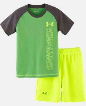 Boys' Infant UA Baseball 2-Piece Set