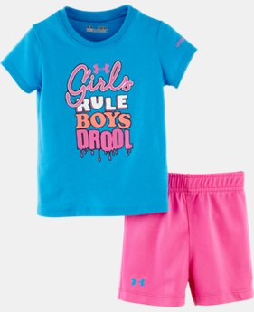 Girls' Infant UA Girls Rule Set