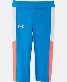 Girls' Toddler UA Intensity Capri