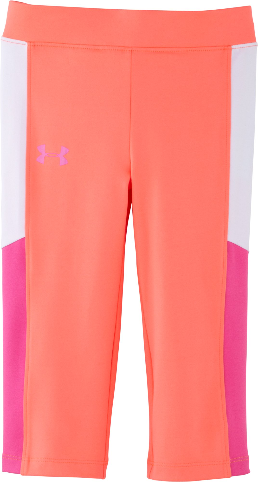 Girls' Toddler UA Intensity Capri, BRILLIANCE, Laydown