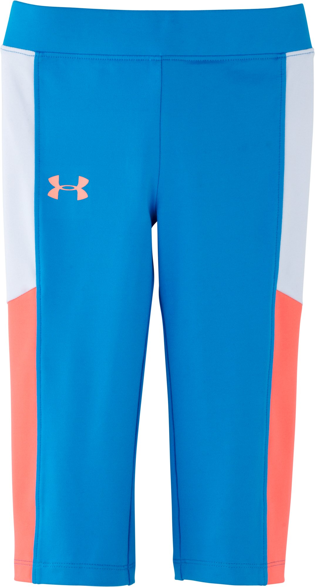 Girls' Infant UA Intensity Capri, ELECTRIC BLUE, Laydown