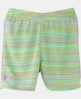 Girls' Toddler UA Multi Thread Mesh Shorts