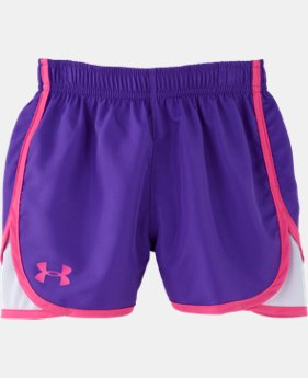 Girls' Infant UA Escape Woven Shorts