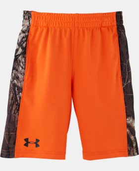 Boys' Toddler UA Ultimate Camo Shorts