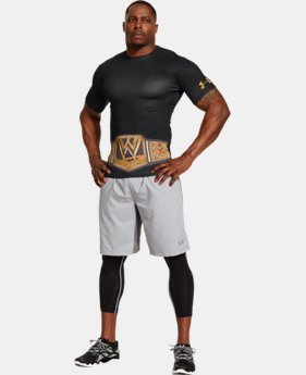 Men's Under Armour® WWE World Heavyweight Championship Compression Shirt