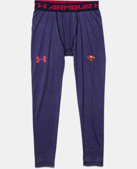 Boys' Under Armour® Alter Ego Superman Fitted Leggings