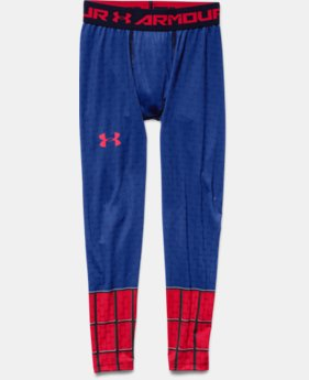 Boys' Under Armour® Alter Ego Spider-Man Fitted Leggings