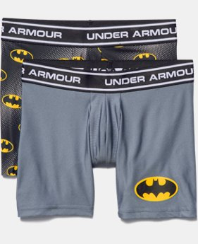 Boys' Under Armour® Alter Ego Batman Boxerjock® 2-Pack