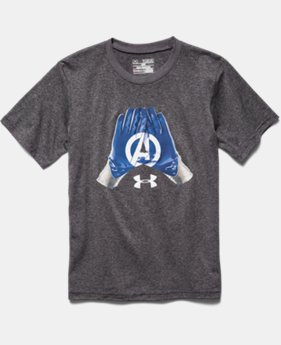 Boys' Under Armour® Alter Ego Avengers Glove T-Shirt