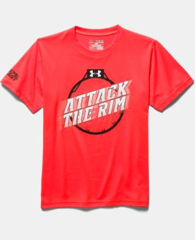 Boys' UA 100% Beast Attack T-Shirt