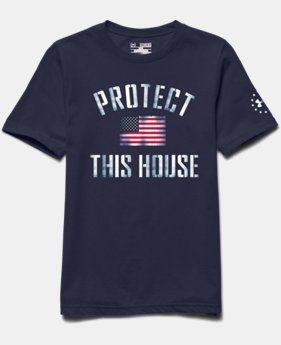 Boys' UA Freedom USA T-Shirt