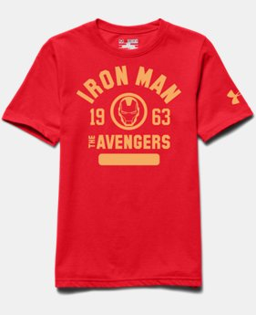 Boys' Under Armour® Alter Ego Stark 63 T-Shirt