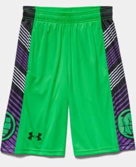 Boys' Under Armour® Alter Ego Hulk Shorts