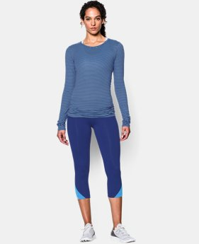 Women's UA Long & Lean Printed Long Sleeve