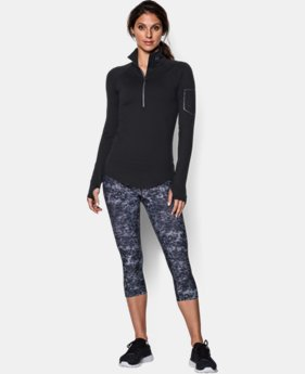 Women's UA Fly Fast ½ Zip  2 Colors $41.99 to $51.99