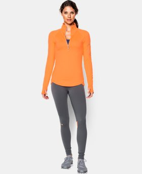 Women's UA Fly Fast ½ Zip  1 Color $41.99 to $51.99