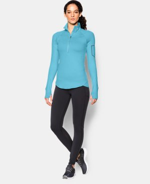 New Arrival  Women's UA Fly Fast 1/2 Zip LIMITED TIME: FREE SHIPPING 1 Color $79.99