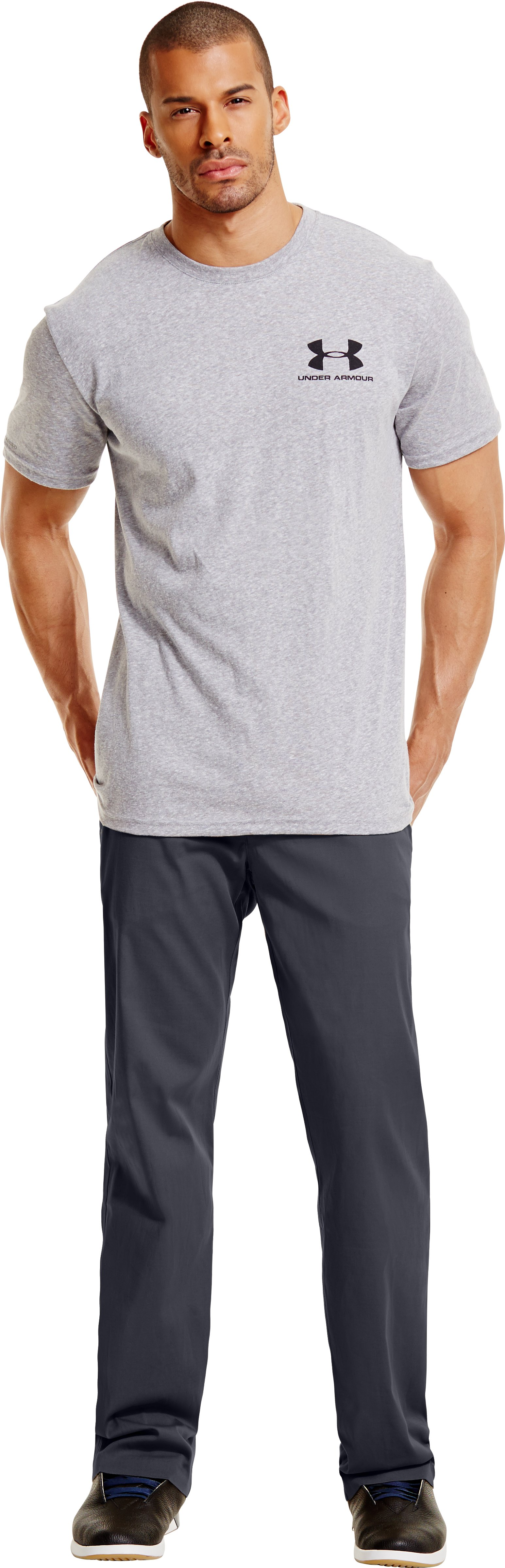 Men's UA Performance Chino – Lightweight, Lead, zoomed image