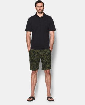 Men's UA Performance Utility Chino Shorts LIMITED TIME: FREE U.S. SHIPPING 1 Color $47.99